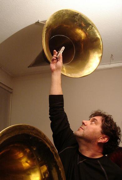 Michael Esposito recording